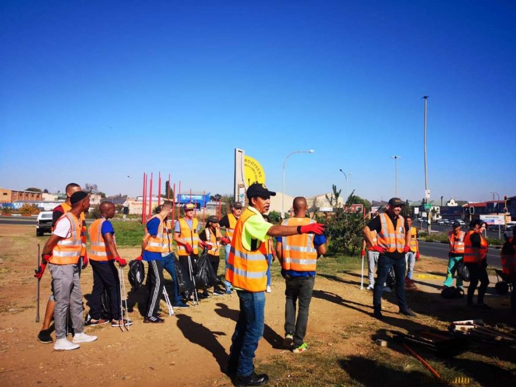 Booysens Community Clean Up Initiative 2 Essential Group