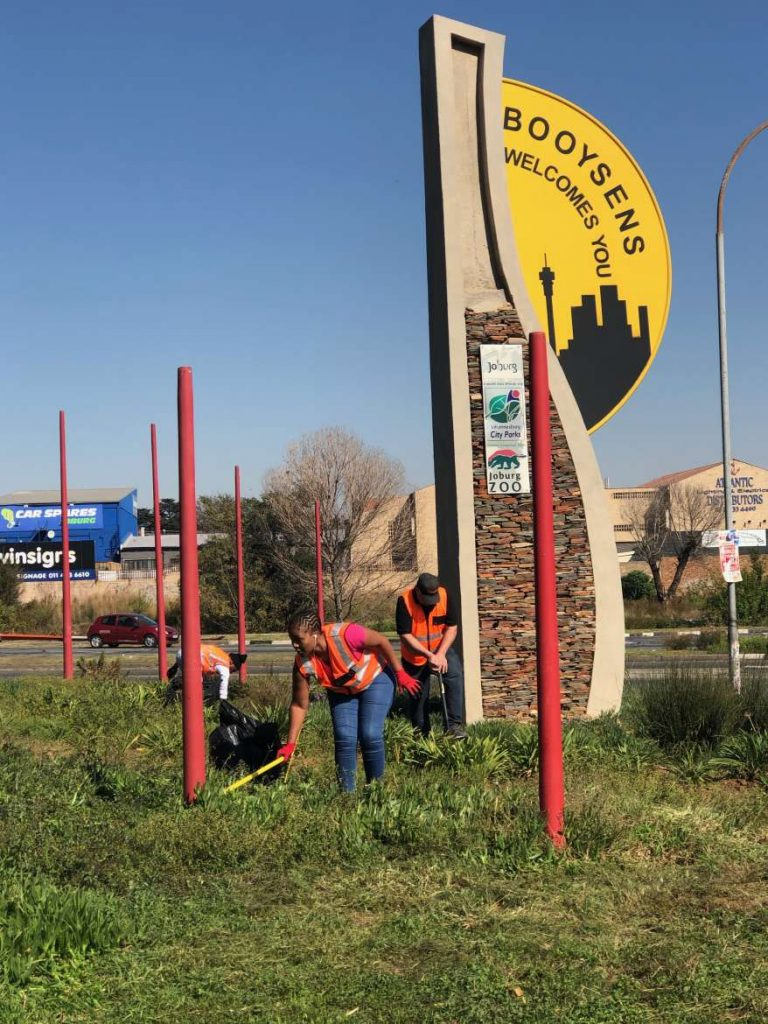 Booysens Community Clean Up Initiative 5 Essential Group